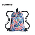 Promotional Cool Polyester Drawstring Bag Sale Knapsack Backpack in Store for Shopping