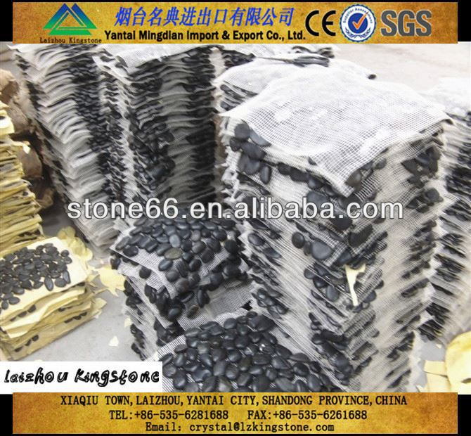 landscaping stones obsidian rock for sale with free packing