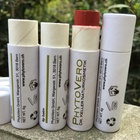 Cosmetic Packaging Biodegradable Lip Balm Tubes