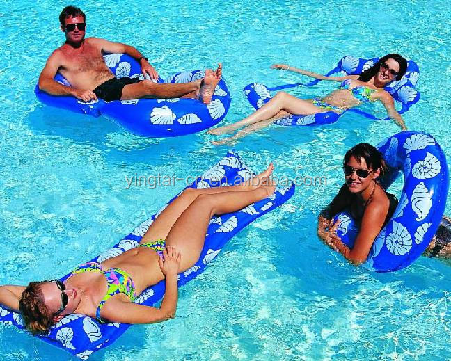 Creative originality inflatable donut swimming ring for adult and kid in pool game