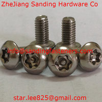 stainless steel torx screw