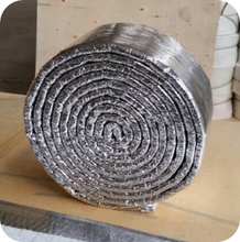 CT Refractory Aluminum Foil Insulation Blanket
