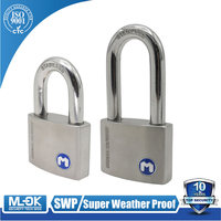 MOK 26 50SN Padlock Security Amp