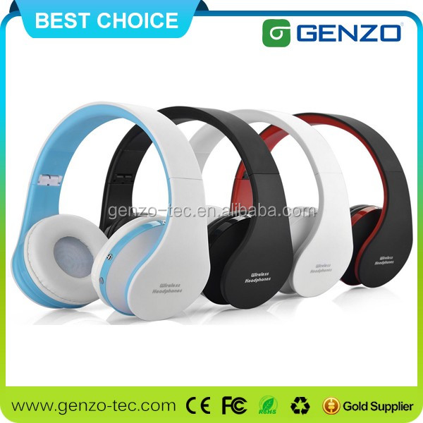 bluetooth stereo Wireless stereo headphone, bluetooth headset, music headphone with touch button