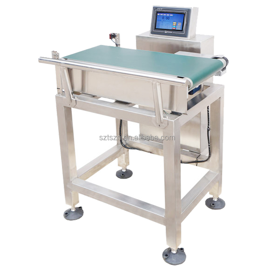 Dynamic Weight Measuring Machine Online Weighing Scale Automatic Counting Scale with Motor