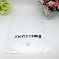 zip lock bags wholesale custom printed pe bag with zipper/plastic packaging bags for garment