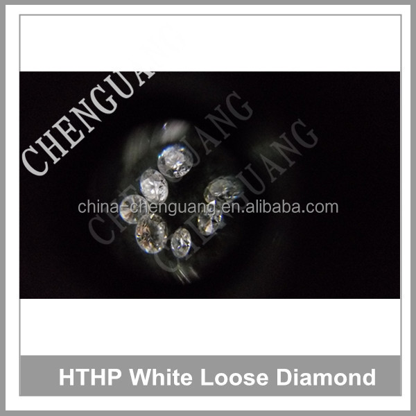 White polished loose diamond good for different jewelry