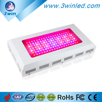 artificial light sources LED growing light 400W with 400~830nm for vertical growing system