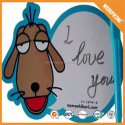 Home decorative nice custom fridge magnet whiteboard