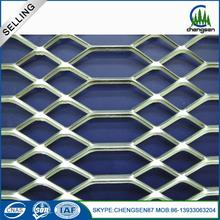 Aluminum galvanized gothic mesh special expanded metal perforated sheets