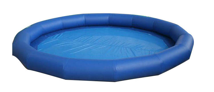 large pvc inflatable swimming pool