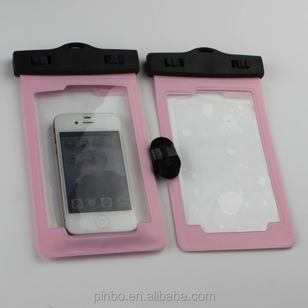 Pvc Waterproof Phone Case For Nokia Lumia 1520