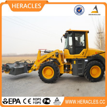 High quality wheel loader supplier 2.6 ton cane wheel loader