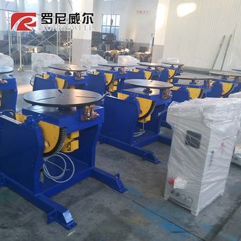 Energy saving excellent quality welding positioner turn table