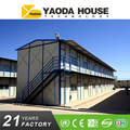 Prefabricated construction Living container camp factory