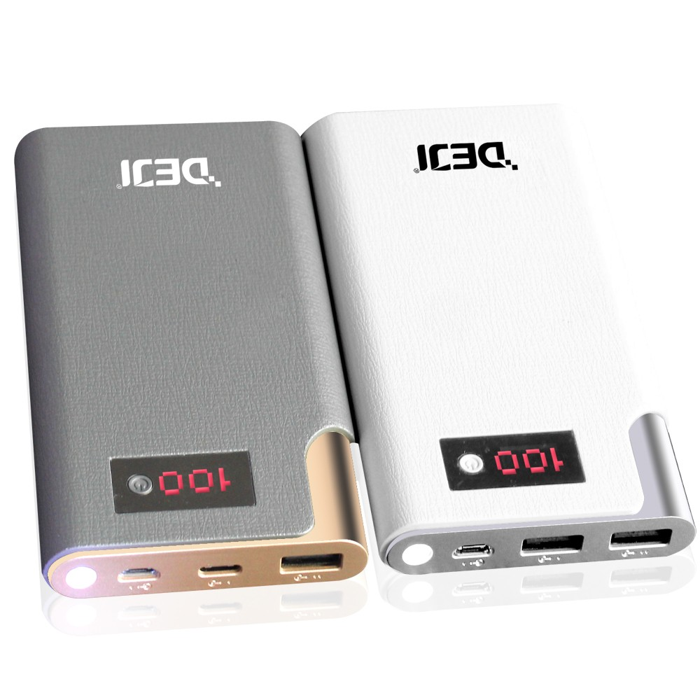 Factory price high quality 2a output portable power bank 8800mah 10000mah