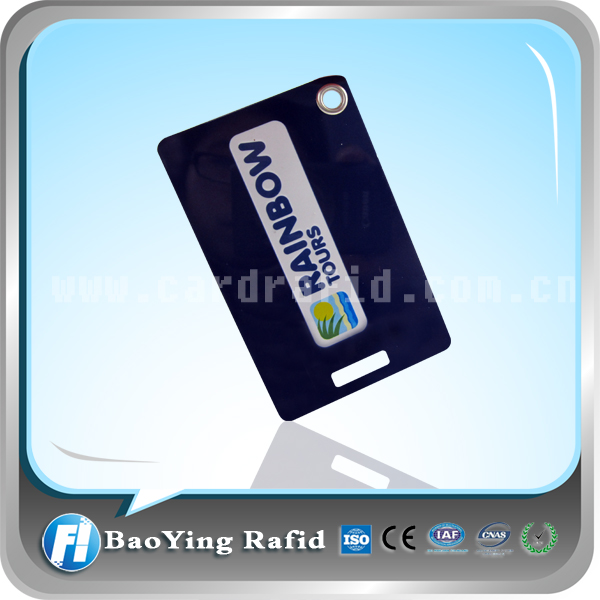 China TOP supplier CR80 plastic LF/HF RFID card with cheap price