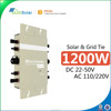 Micro Control Power Inverter With Pure Sine Wave Solar Inverter
