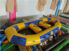 hot sale Commercial Grade Inflatable Rafting Boat, White Water Raft For River