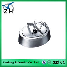 tank truck manhole cover sanitary stainless steel manhole cover