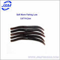 wholesale high quality plastic soft fishing lure worm