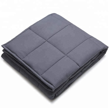 2018  wholesale Weighted Blanket Amazon Hot Sale