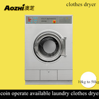 AOZHI 10kg To 50kg Commercial Laundry