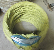 UAE 0.71mm galvanized iron wire/binding wire