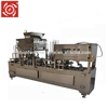 automatic linear cup filling line and sealer