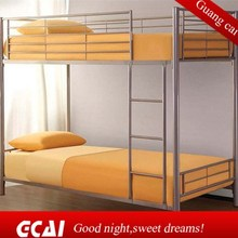 Modern design popular metal hostel bunker bed