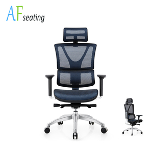 Office Furniture CEO Ergo Mesh Material Swivel Executive Chair