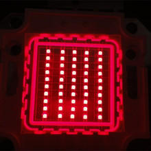 Epileds Red led 670nm 680nm led 50w 70w 100w 500w