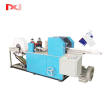 Automatic High Speed Mini Type Folding Facial Tissue Paper Machine or Handkerchief Paper machine MFT-21