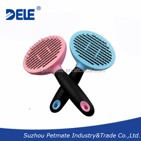 Whosale Self-cleaning Brush for dogs Grooming Effective Cleaning Pet Product