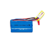 7.4v 1300mah,battery pack for remote control car