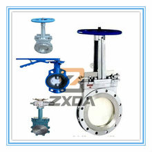 Provide Manual knife gate valve Various specifications