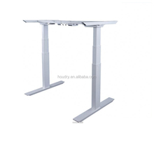 US market top rated office furniture electric height adjustable desk