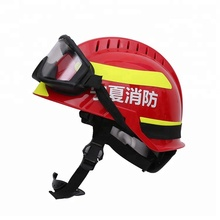 ABS CE EN397 Standard Fireman Industrial Rescue <strong>Safety</strong> Helmets
