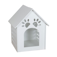 Fashion design made to order pet cages dog kennel unique dog houses top level custom dog house