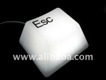 ESC BUTTON LED lIGHT