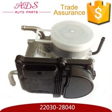 High quality car universal toyota throttle body for CAMRY ACV30 OEM:22030-28040