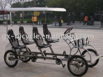FOUR PEOPLE LEISURE BIKE