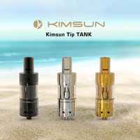 Kimree 2016 High quality new ecig vapor 510 TIP TANK wholesale Clearomizer manufacturer in China