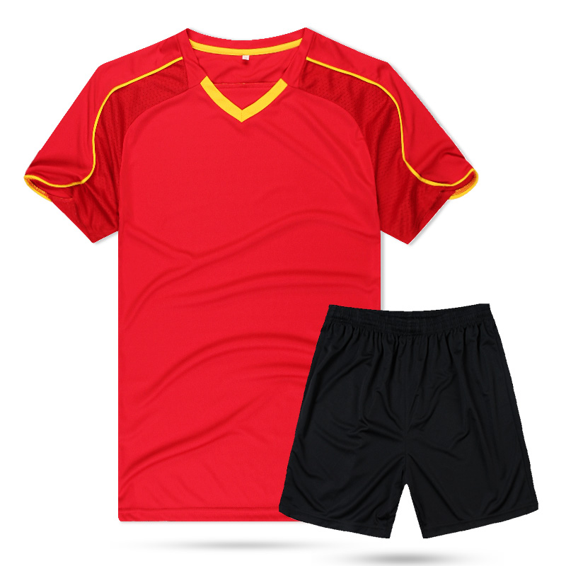 2018 <strong>100</strong>% Polyester Breathable training jersey football soccer training