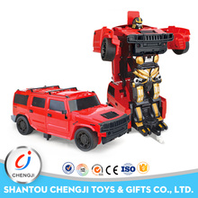 Newest 1:14 six channel rc trans-robot for kids