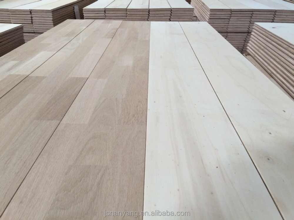 Unfinished white oak distressed engineered wood floor for sale