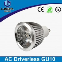 Buy gu10 5w led spotlight ra 90 in China on Alibaba.com