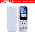 Original Dual SIM Card 1.77 Inch Feature Non Camera Phone celulares baratos
