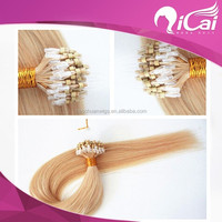 micro bead remy indian hair extensions,micro loop 1g indian hair
