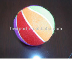 2013 new products inflatable fabric basketball